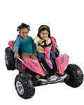 Fisher Price Power Wheels Girl Dune Racer Ride On